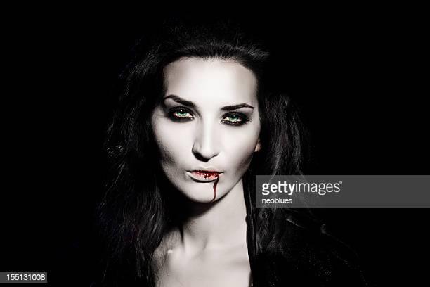 のポートレート、雌吸血鬼