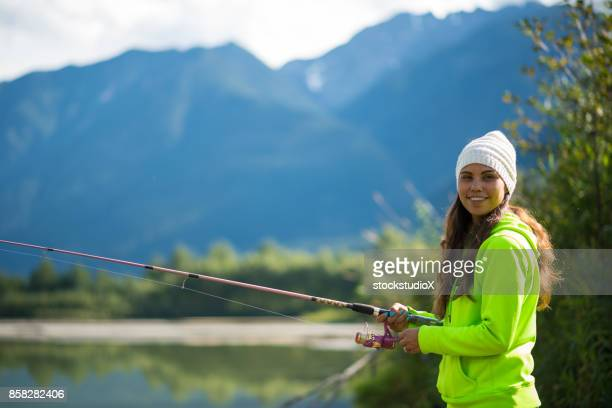 portrait of a first nations canadian woman - first nations stock pictures, royalty-free photos & images