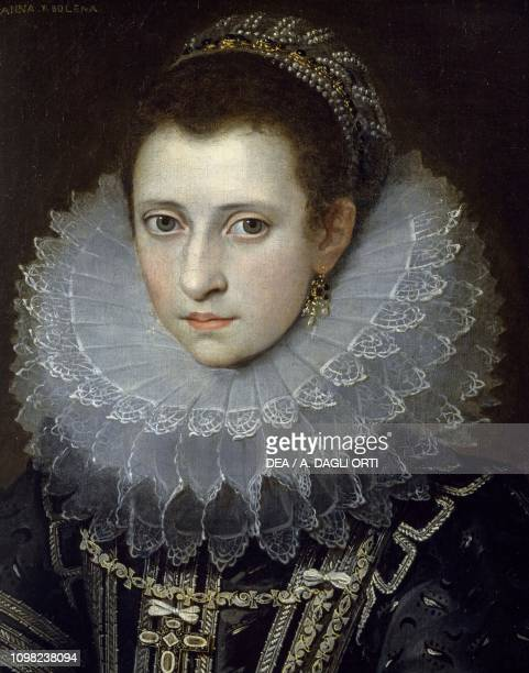 Portrait of a gentlewoman 16201625 Frans Pourbus the Younger School oil on board 462x365 cm