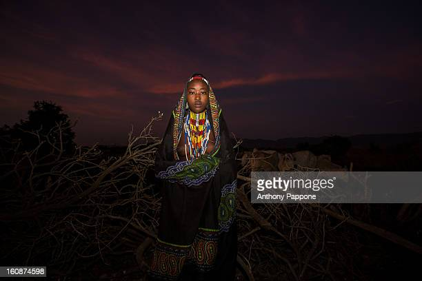 CONTENT] portrait of a girl of the tribe Erbore at sunset The Arbore tribe is a small tribe that lives in the southwest region of the Omo Valley...