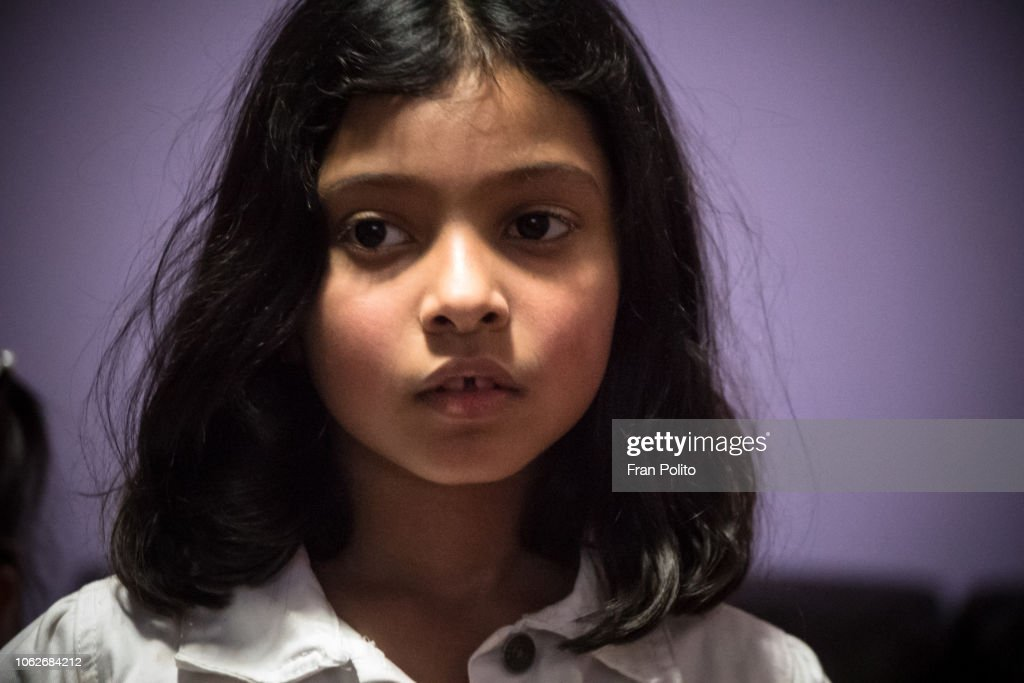 Portrait of a girl. : Stock Photo