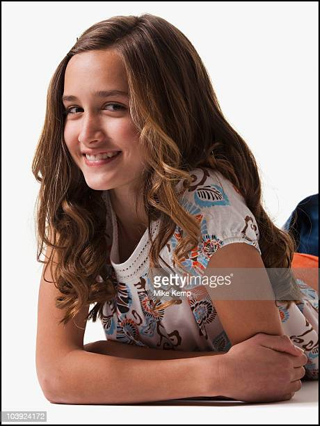 Cute 12 Year Old Girl Stock Photos And Pictures