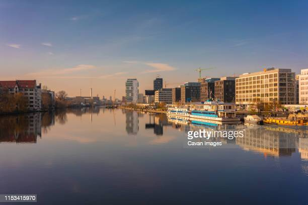 portrait of a hispanic female 20-30 in berlin - spree river stock pictures, royalty-free photos & images