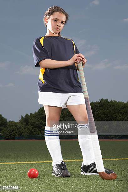 portrait of a hockey player - ice hockey uniform stock pictures, royalty-free photos & images