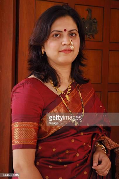 Portrait of a Indian Woman