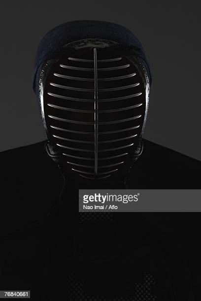 Portrait of a Kendo Fencer