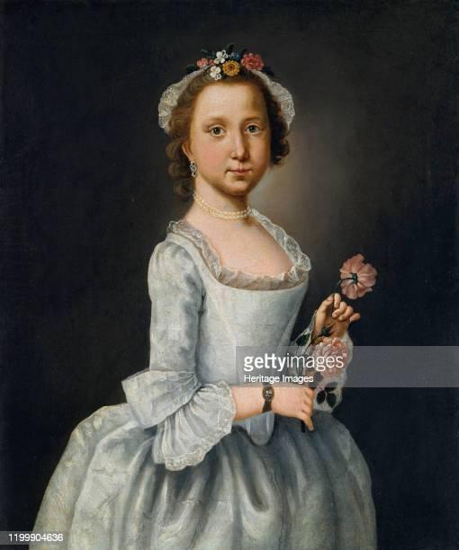 Portrait of a Lady, 1764. Artist Lawrence Kilburn.