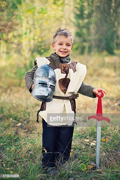 Portrait d'un chevalier