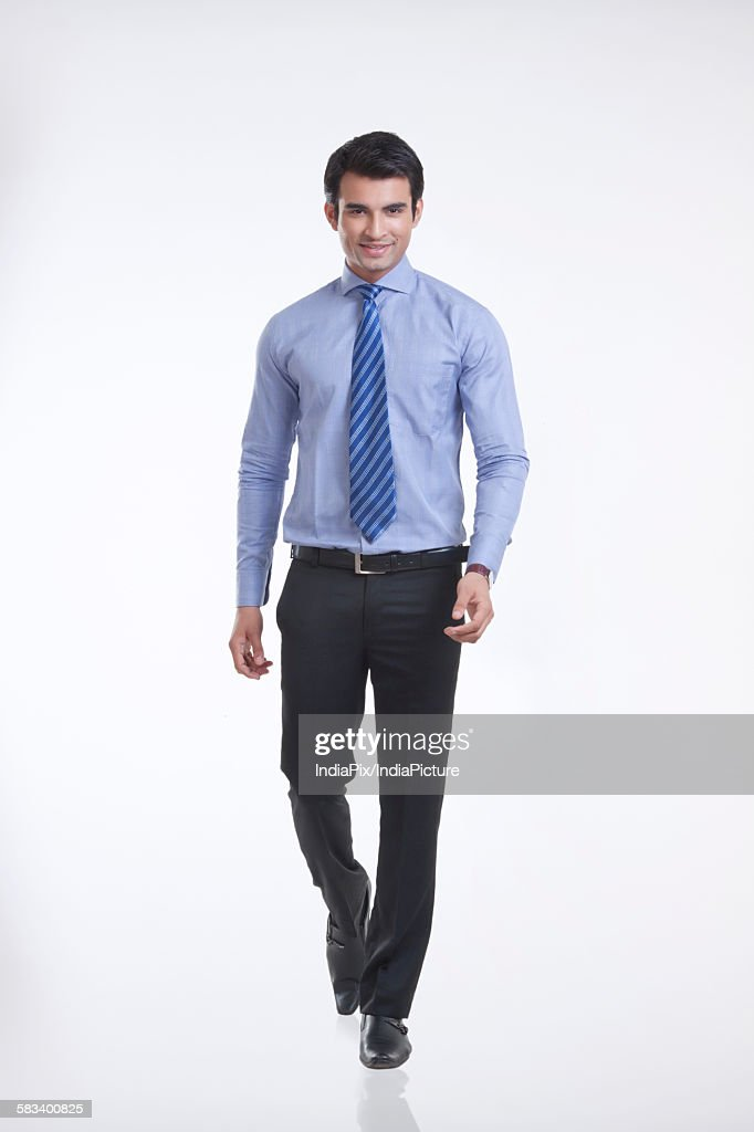 Portrait of a male executive : Stock Photo