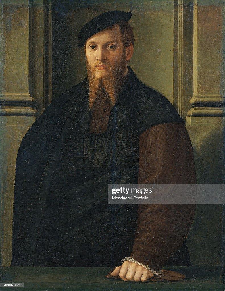 Portrait Of A Man (Ritratto Du0027uomo), By Francesco Mazzola Known As