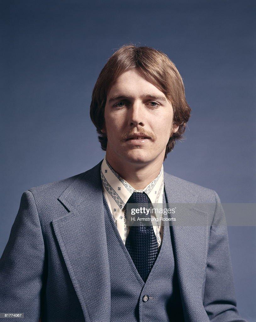 Portrait of a man in business suit. : Bildbanksbilder