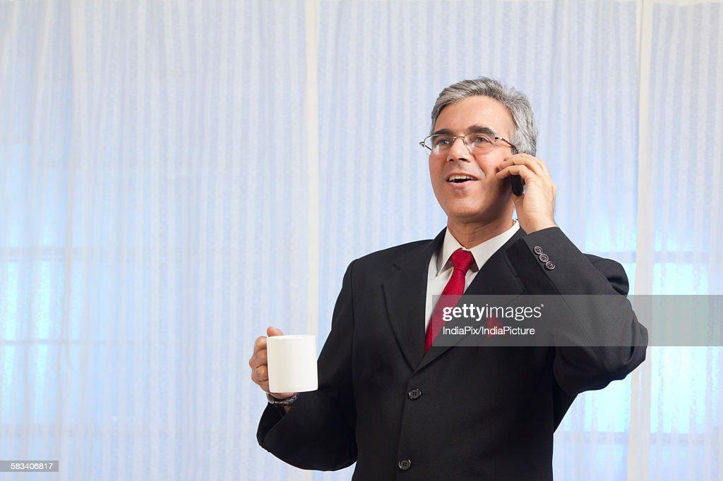 Portrait of a man : Stock Photo