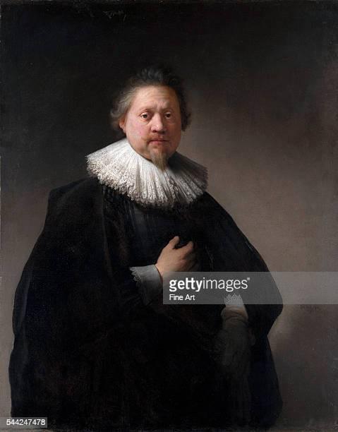 Portrait of a Man probably a Member of the Van Beresteyn Family oil on canvas 44 x 35 in Metropolitan Museum of Art New York