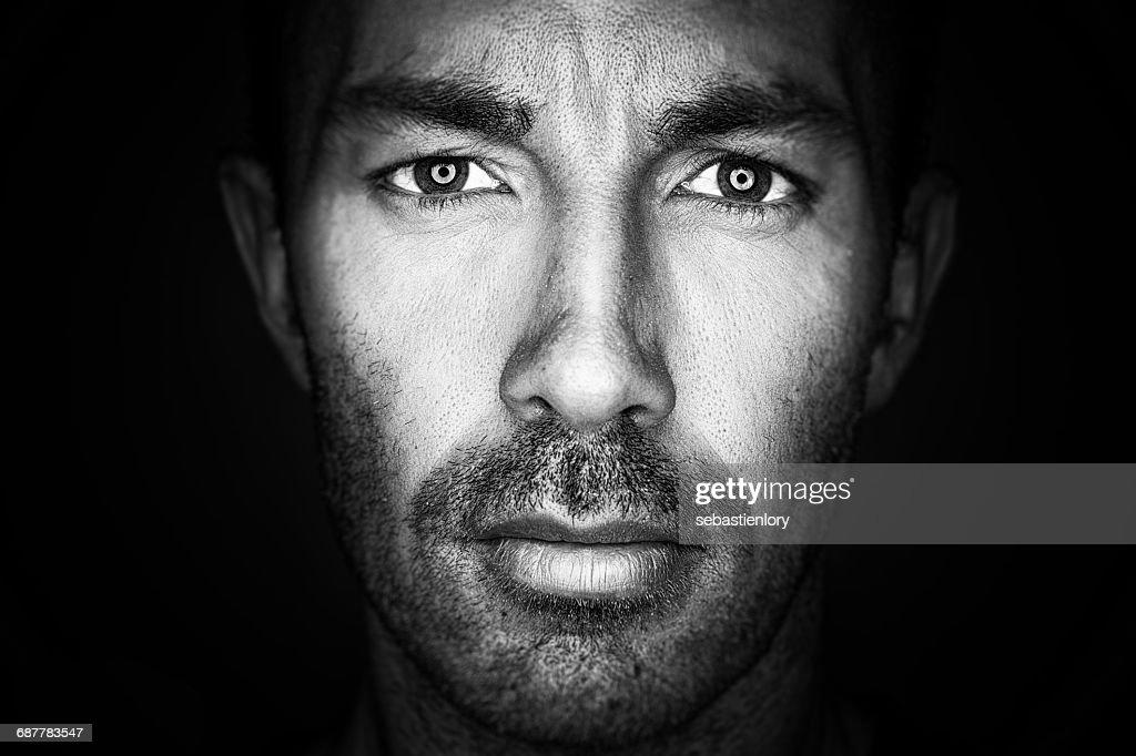Portrait of a mature man : Stock-Foto