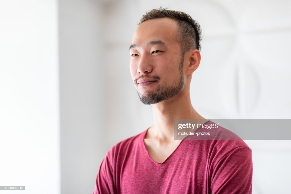中年の成人男性の肖像 ストックフォト - Getty Images