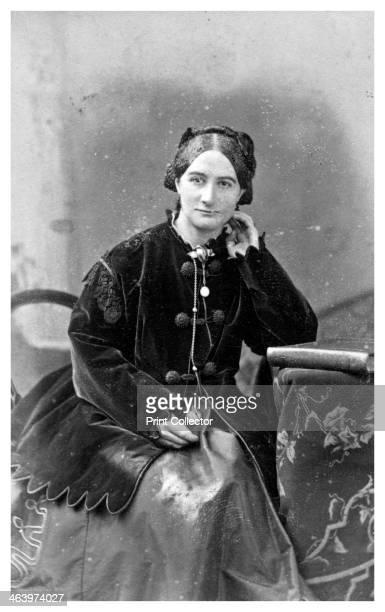 Portrait of a Mrs Cooper c18801899