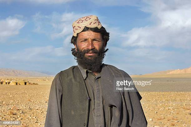 Portrait of a pathan