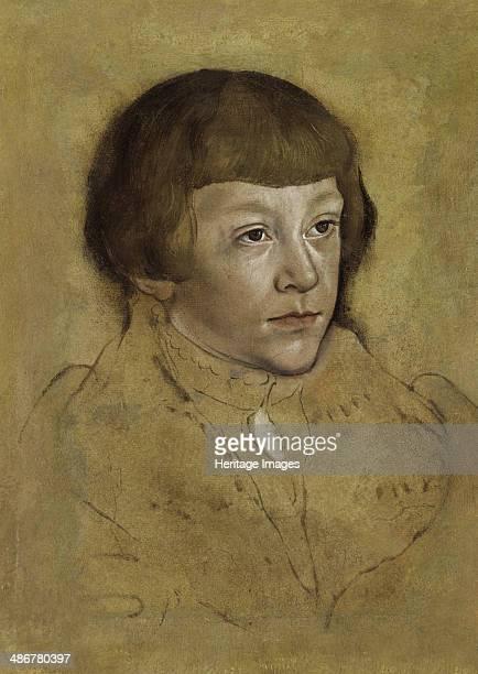 Portrait of a Prince of Saxony 15301540 Artist Cranach Lucas the Elder