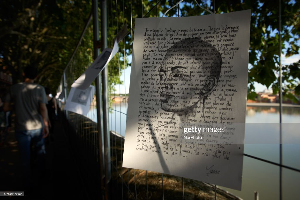 World Refugee Day Marked In Toulouse