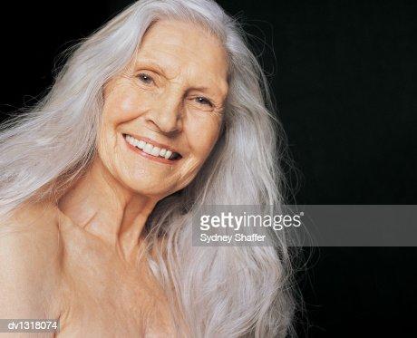 Vintage amateur naked on stage