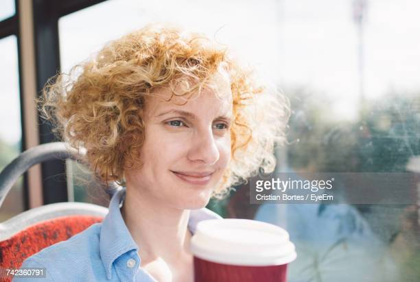 portrait of a smiling young woman - bortes stock pictures, royalty-free photos & images