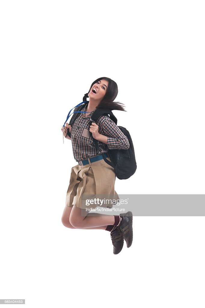 Portrait of a student : Stock Photo