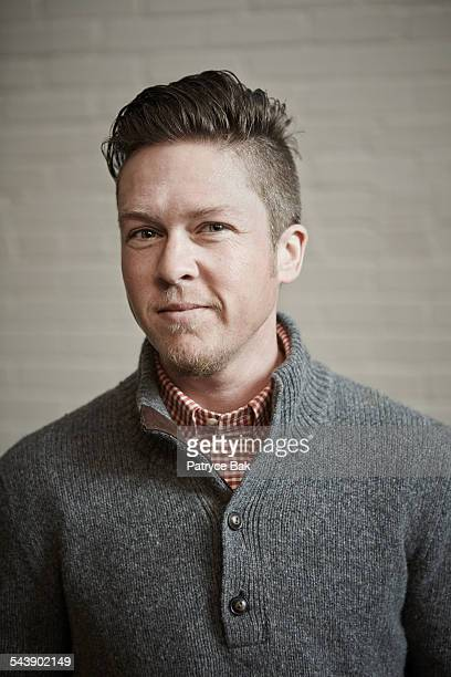 portrait of a stylish transgender man - ftm stock photos and pictures