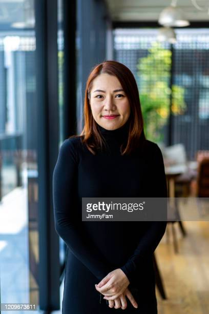 portrait of a successful asian businesswoman - asia stock pictures, royalty-free photos & images