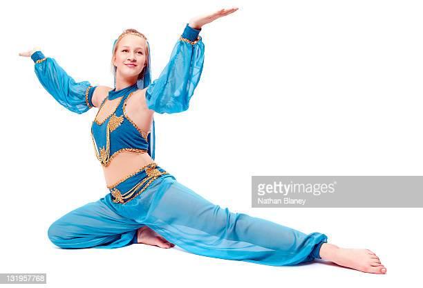Portrait of a Teenage Dancer