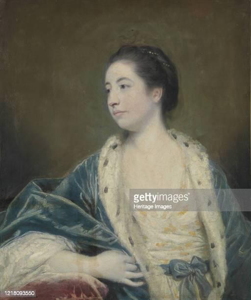 Portrait of a Woman Artist Sir Joshua Reynolds