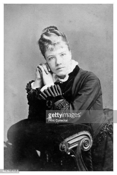 Portrait of a woman, c1890-1909.