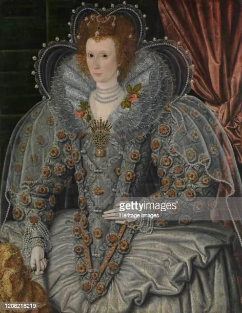 Portrait of a Woman circa 1600 Artist British Painter