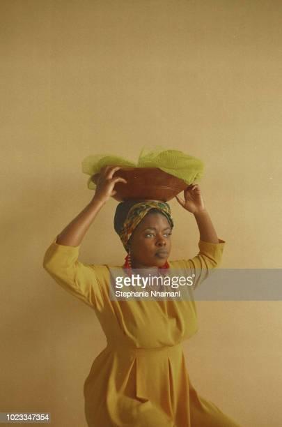 Portrait of A Woman II