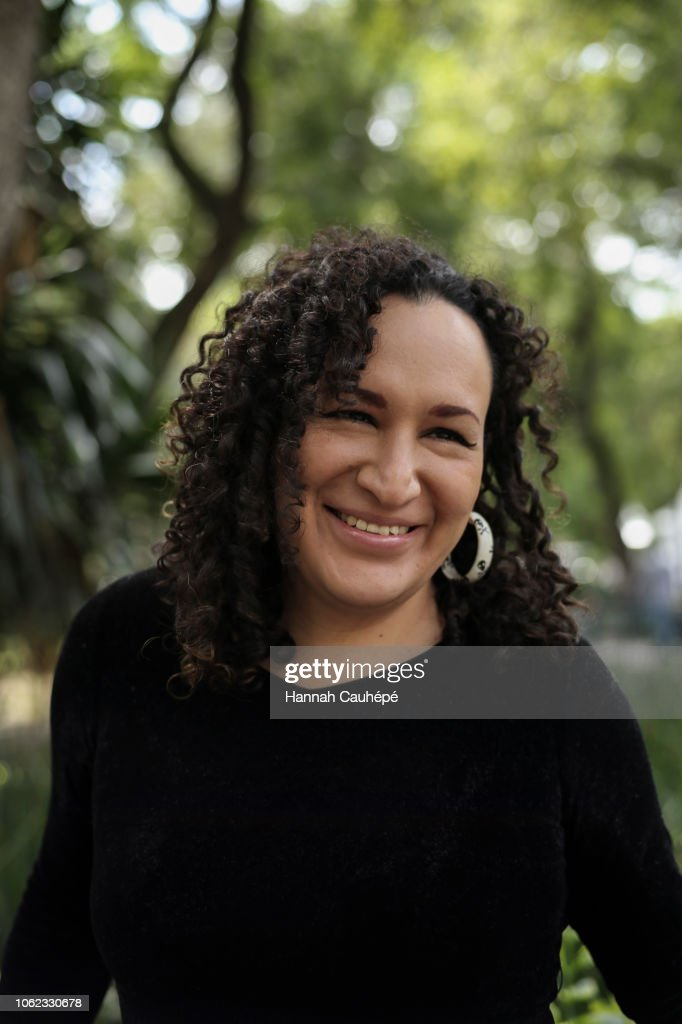 Portrait of a woman in Mexico : Stock-Foto