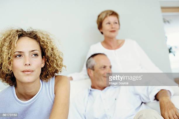 portrait of a woman - mother in law stock pictures, royalty-free photos & images