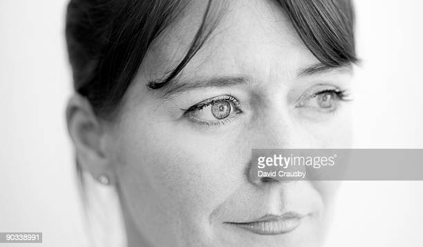 portrait of a woman - crausby stock pictures, royalty-free photos & images