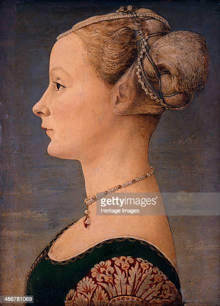 Portrait of a Woman Second Half of the 15th cen Artist Pollaiuolo Piero del