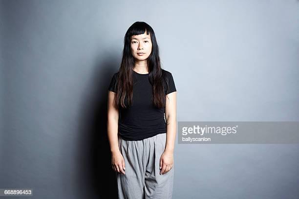 Portrait of A Woman, Studio.