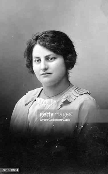 Portrait of a woman York Pennsylvania 1943