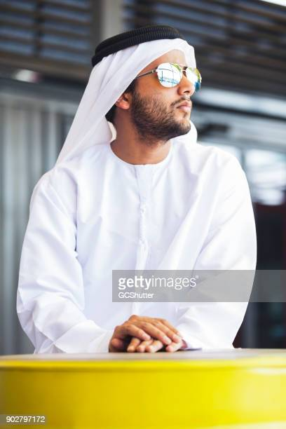 portrait of a young arab - gulf countries stock pictures, royalty-free photos & images
