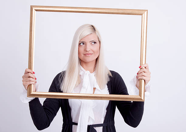 Free people holding frame Images, Pictures, and Royalty-Free Stock ...