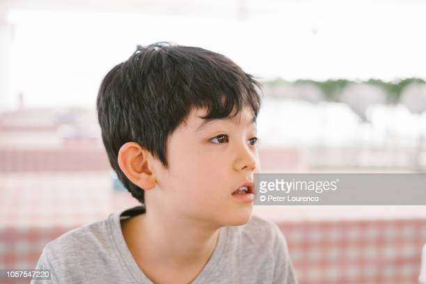 portrait of a young boy - peter lourenco stock pictures, royalty-free photos & images