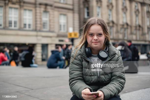 portrait of a young female adult - real people stock pictures, royalty-free photos & images
