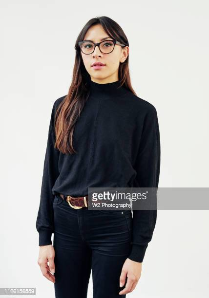 portrait of a young female creative. - creative director stock pictures, royalty-free photos & images
