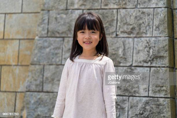 若い女性のポートレート - 少女 ストックフォトと画像