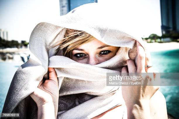 portrait of a young woman - human body part stock pictures, royalty-free photos & images