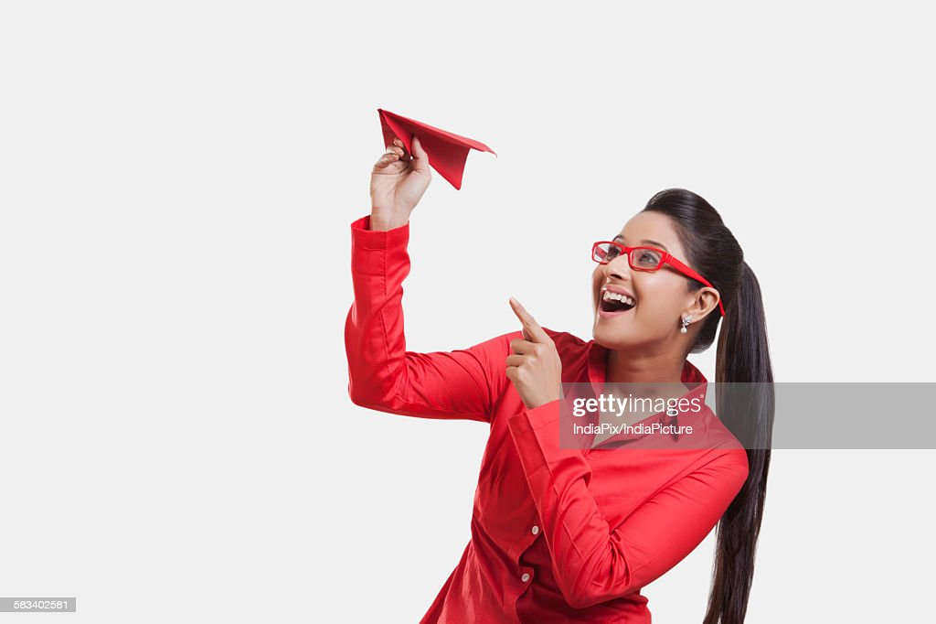 Portrait of a young WOMEN : Stock Photo