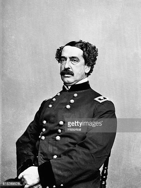 Portrait of Abner Doubleday A military officer in the Mexican War and the Civil War Doubleday was credited for many years with the invention of...