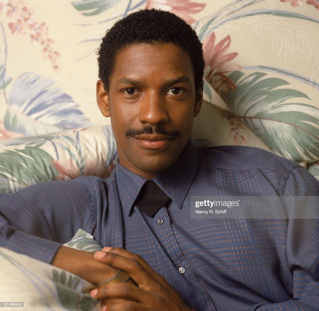 Actor Denzel Washington : News Photo