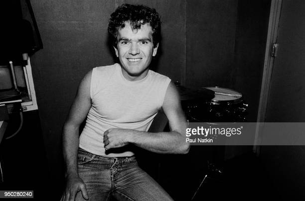Portrait of actor Butch Patrick at WLS Radio in Chicago Illinois October 28 1983